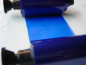 Preview: Evolis Card Printer Ribbon Blue R2012