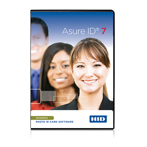 HID Asure ID 7 Enterprise Badge Software