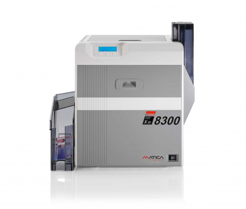 Matica XID8300 Dual ID Card Printer