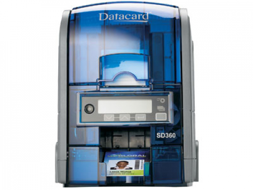 Datacard SD360 Duplex ID Card Printer front