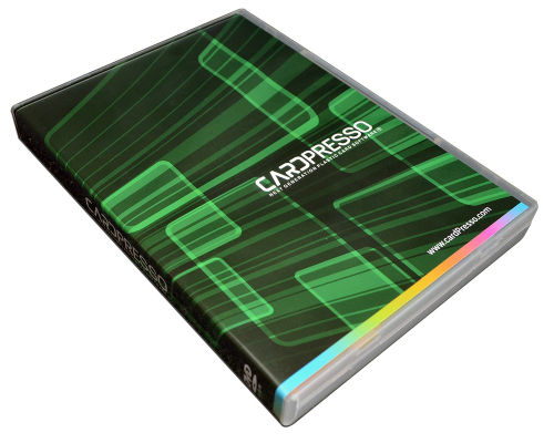 cardPresso XXL CP1400 Card Personalization Software