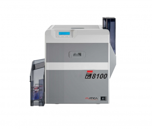 Matica XID8100 Dual ID Card Printer
