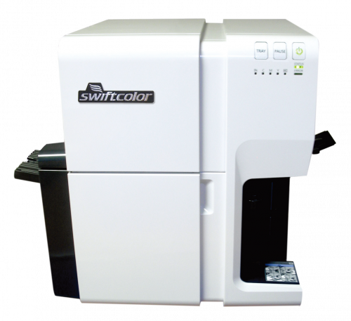 SwiftColor SCC-4000D XL ID Card Printer for Accreditation