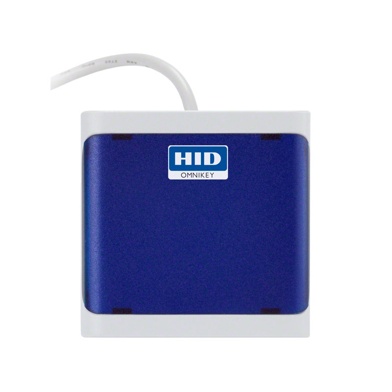 HID Omnikey 5022 CL Dark Blue Card Reader
