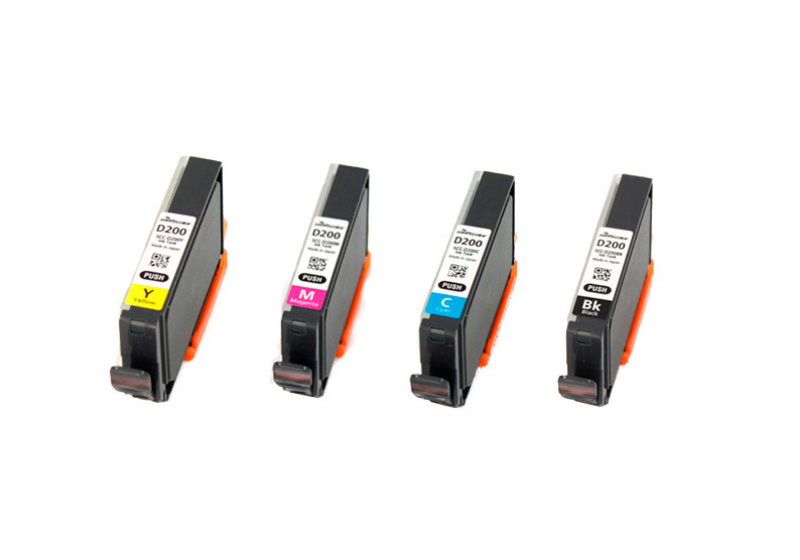 SwiftColor SCC-2000D Color Cartridge Set