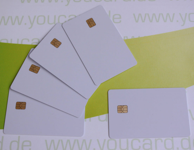 Chip Cards Infineon SLE5542