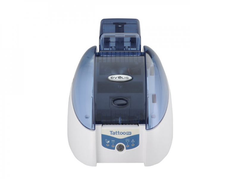 Evolis Tattoo Rewrite ID Card Printer front