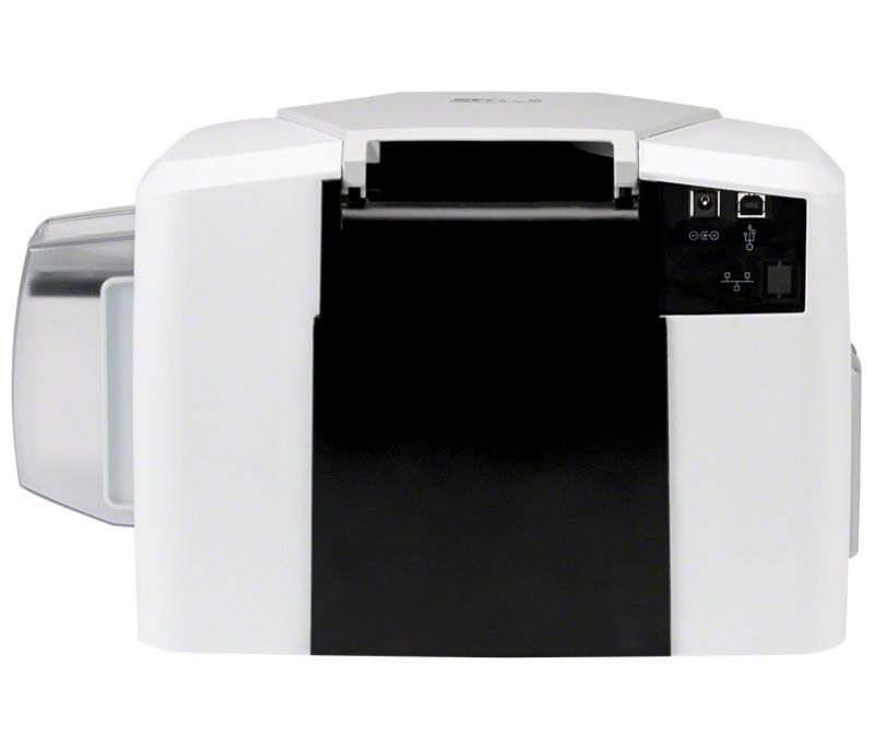 HID FARGO C50 ID Card Printer back