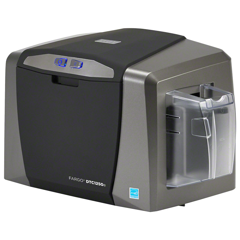 HID FARGO DTC1250e ID Card Printer