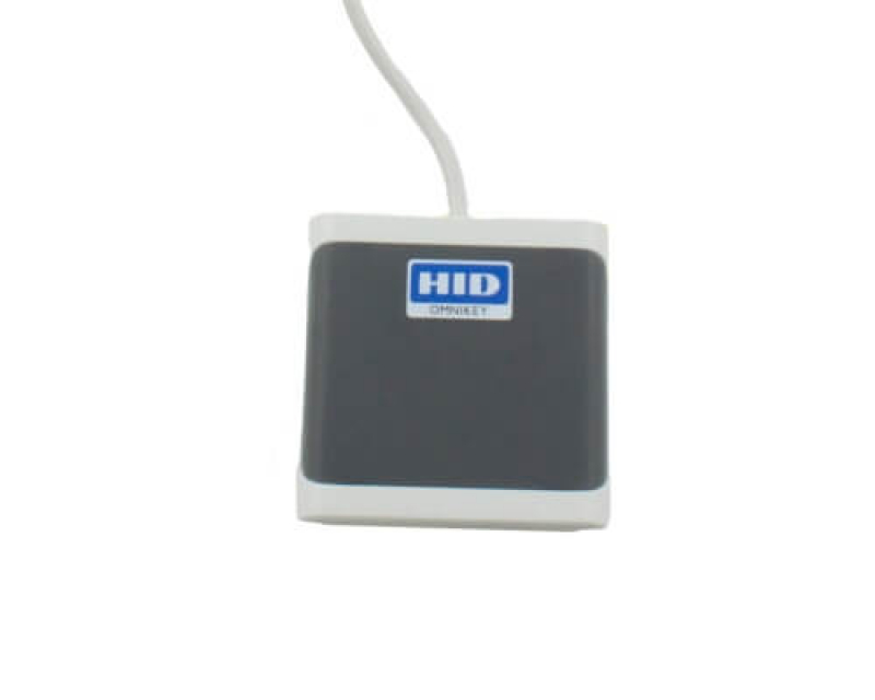 HID Omnikey 5025 CL anthracite card reader R50250001-GR