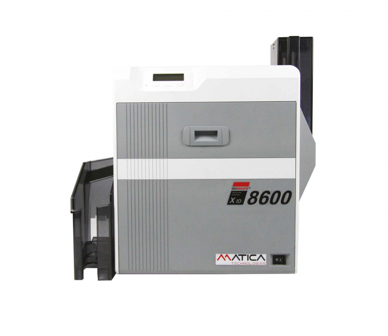Matica XID8600 Dual ID Card Printer