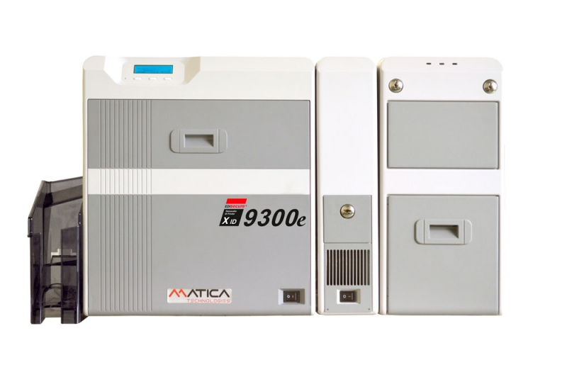 Matica XID9300e ID Card Printer