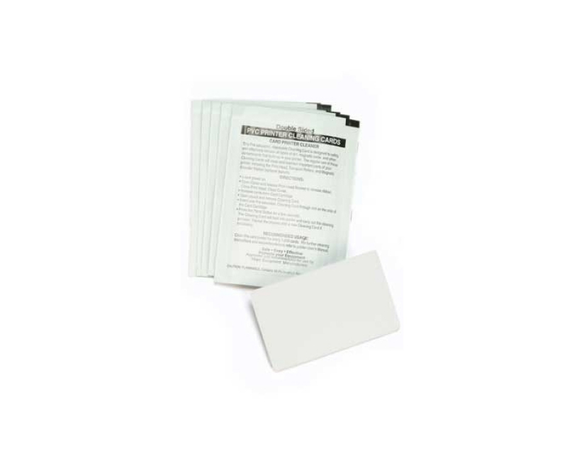 Zebra Cleaning Cards 104531-001