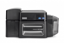 HID FARGO DTC1500 Card Printer DUAL