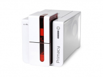 Evolis Primacy Simplex Red ID Card Printer