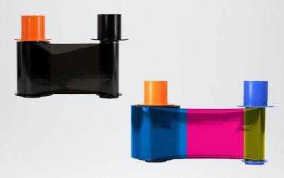 Kartendrucker Farbband Modelle